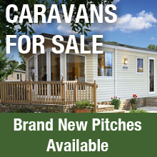 Caravans For Sale - Brand New Pitches Available