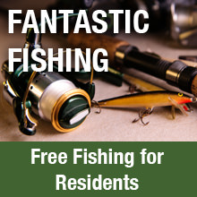 Fantastic Fishing - Free Fishing for Residents